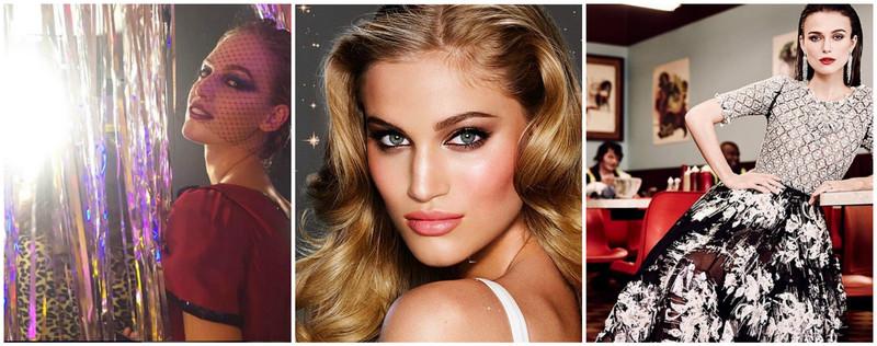超模們的御用彩妝師們的IG妳追蹤了嗎?
