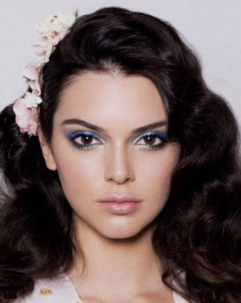 Pat McGrath 為坎達兒珍娜 Kendall Jenner 打造的妝容