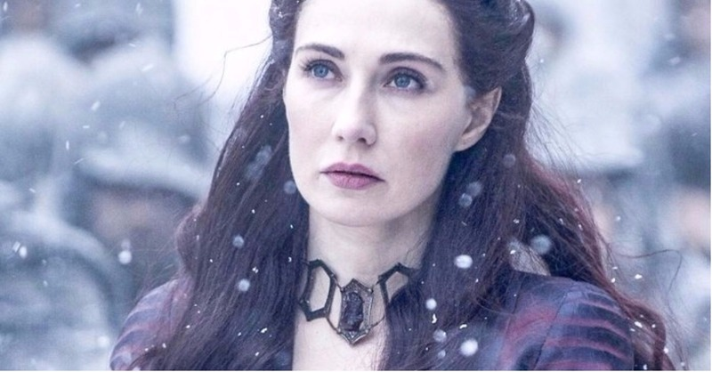 《權力遊戲》最美紅袍女巫!Carice van Houten 這樣美起來