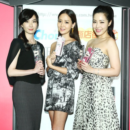 BÉBÉ POSHÉ是我和孫芸芸、廖曉喬、林牧潔幾位時尚名媛自2010年起共同創辦的彩妝品牌