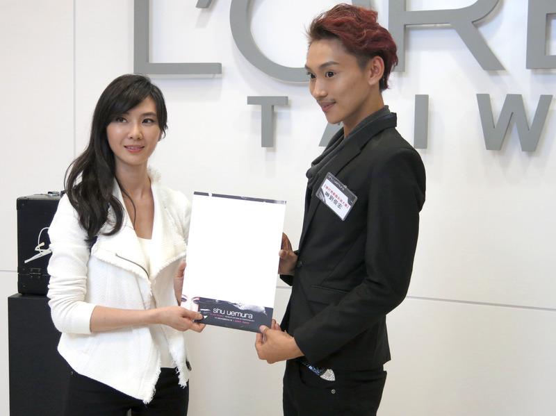植村秀再度主辦台灣唯一的大型公開彩妝比賽