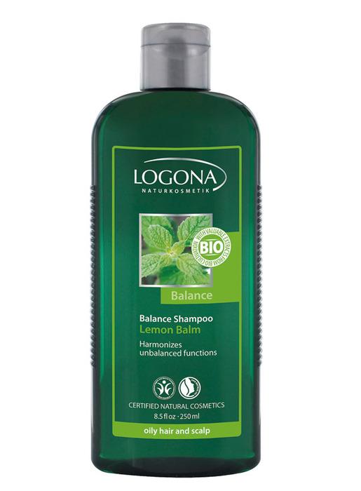 LOGONA 檸檬香蜂草平衡洗髮精,250ml,650元