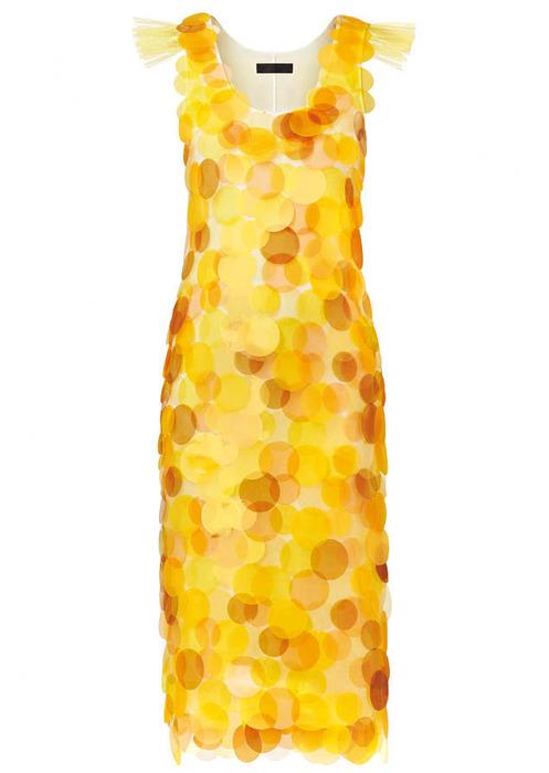 Burberry Prorsum亮片連身洋裝
