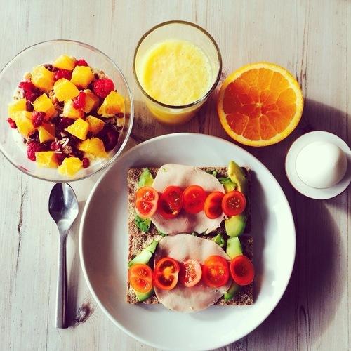 慎選食物!教你簡易早餐減肥法