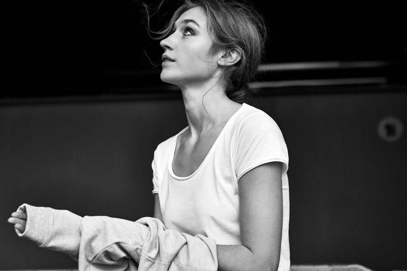 想學Kristen Stewart影展上的白T造型? 來一件Bread & Boxers