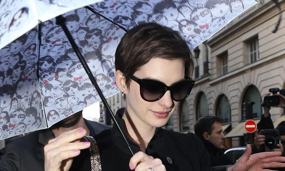 安海瑟薇Anne Hathaway