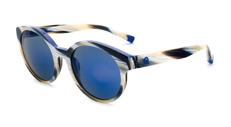 ETNIA Barcelona @Passhion 粗斑馬紋太陽眼鏡,8,200元。