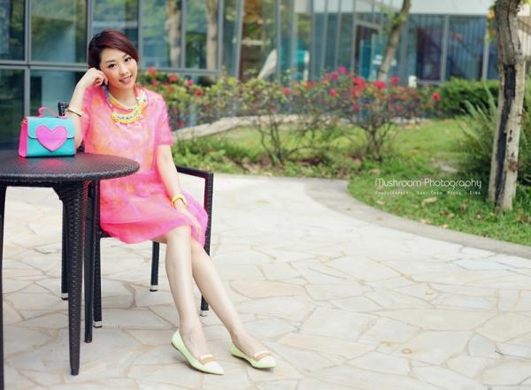 香港部落客Gina