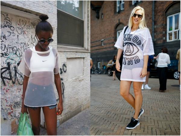 八個時尚元素  讓你變身盛夏運動型女