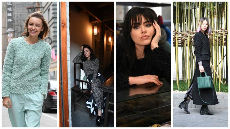 4個知名時尚部落客 上海詮釋Max Mara的都市女人樣貌