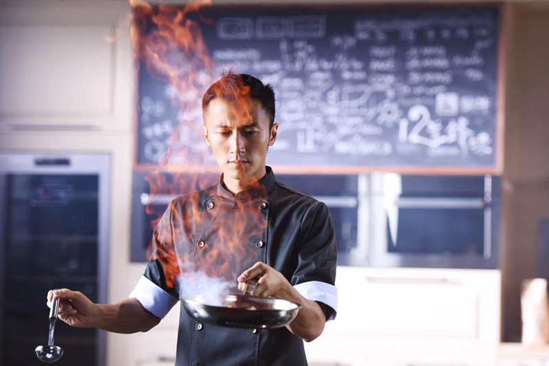 男神上菜,謝霆鋒《鋒味》將挑戰女生的視覺味蕾