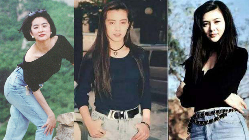 一起重回復古年代,穿上80年代女神也愛不釋手的高腰牛仔褲