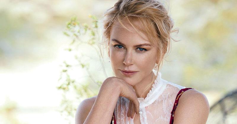 Nicole Kidman妮可基嫚分享只要三招就能打造凍齡肌膚