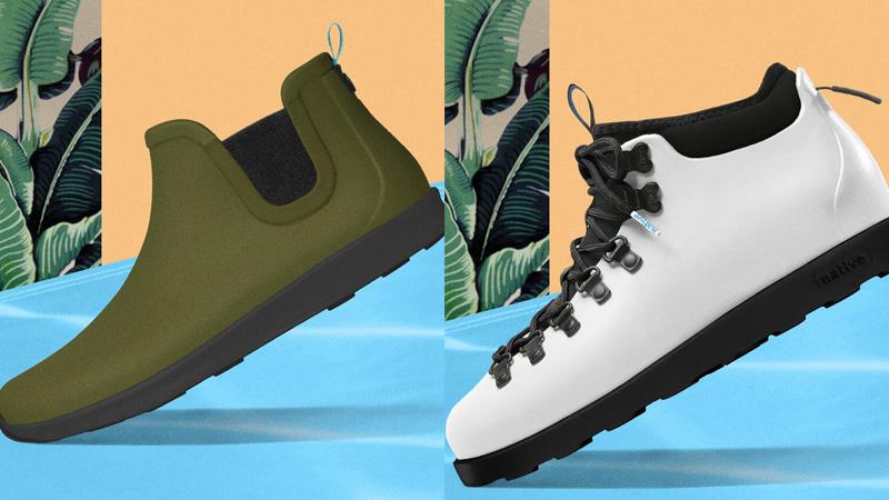 雨季穿搭新對策,除了雨鞋還有這些時尚包鞋也能防水