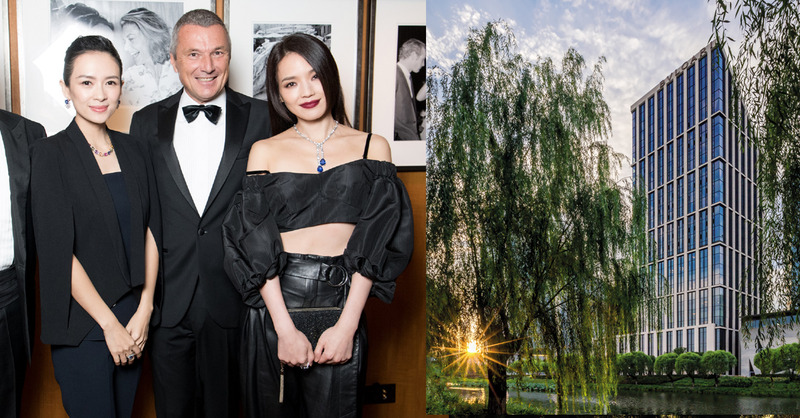 舒淇、章子怡等巨星雲集!中國首家寶格麗飯店北京開幕!