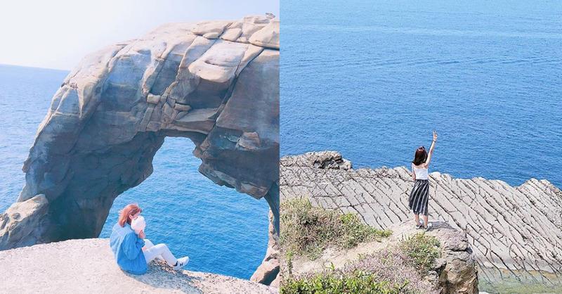 想看山海天連成一線?熱搜《基隆6大私房景點》,小小地方竟然秘境這麼多!