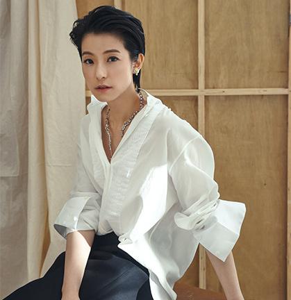 【封面人物】賴雅妍:每個人都有一份一輩子都不會失業的工作,叫作做自己!