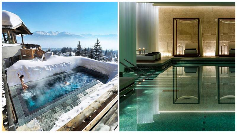 今年計畫去加州、峇里島、日本或歐洲旅遊嗎? 考慮一下這10個擁有絕美Spa的旅館吧!