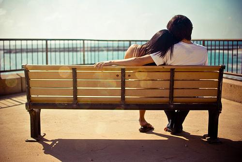 儘管告訴他你的真性情和喜好,如愛情觀和人生觀等