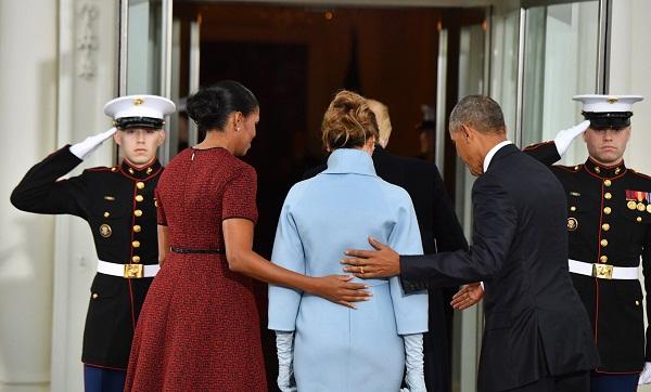 妳的另一半是川普還是歐巴馬? 回答以下幾個問題就見分曉!