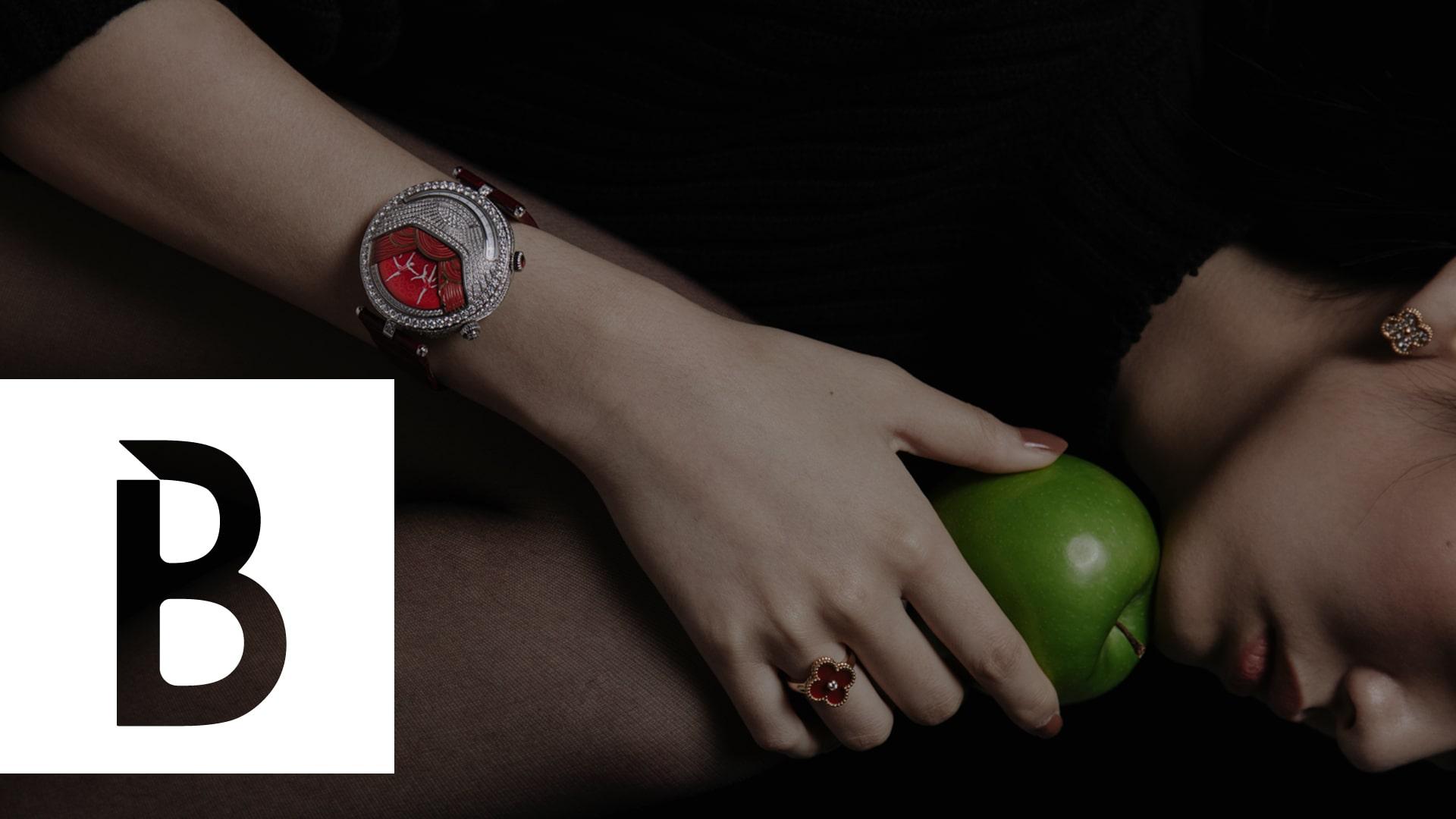 梵克雅寶不只四葉草經典,這三只腕錶不只能欣賞芭蕾舞劇,還能聆聽交響樂!