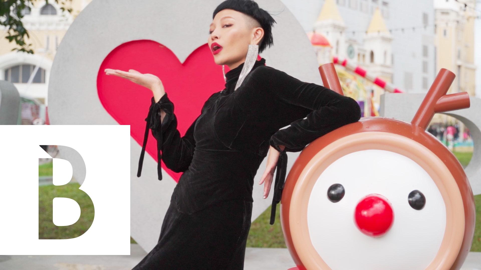 交換禮物換甚麼?耶誕節Judy Chou在台茂教大家怎麼買最時尚!