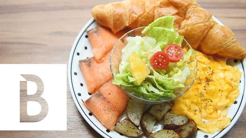 【城市尋味】好食材、飽足感,讓你餓不著肚子的文青早午餐「產出」