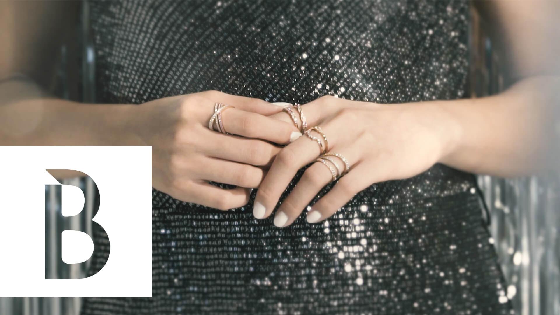 HEARTS ON FIRE X Hayley Paige 聯名珠寶系列 | Bella Taiwan