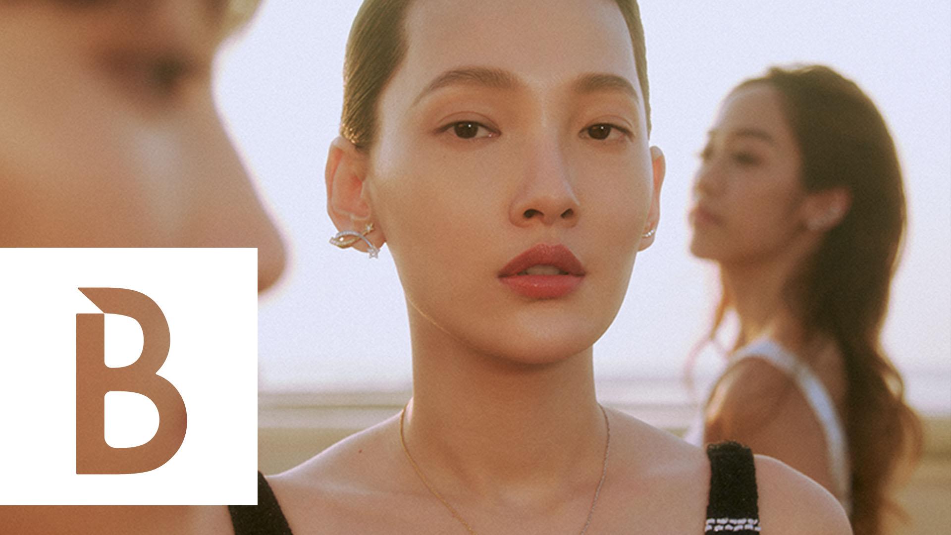 專訪|《可不可以,你也剛好喜歡我》林映唯一夕爆紅,電影少了美肌功能,逼出最真實的自己| Bella Taiwan