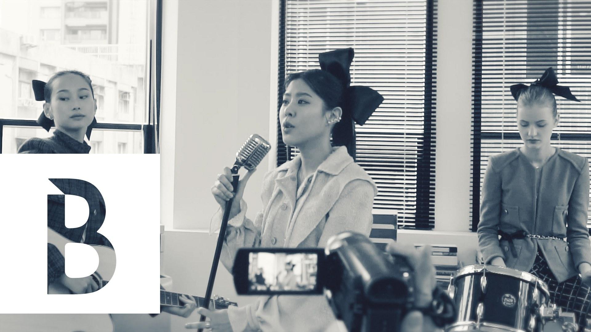 動人歌聲曾逼哭陶子!看水系女生Erika劉艾立詮釋CHANEL Coco Crush 系列珠寶| Bella Taiwan