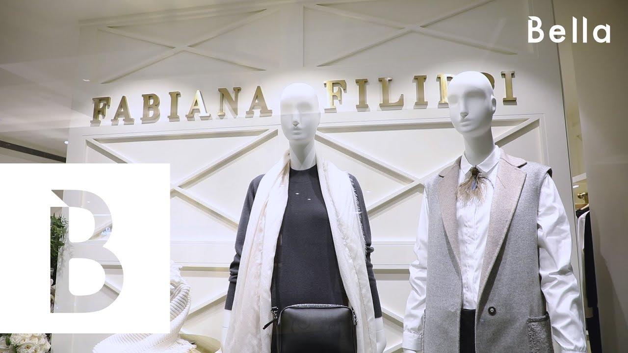 Fabiana Filippi 晶華旗艦店開幕 & 2019 秋冬發表會 吳品萱展演|Bella Taiwan 儂儂