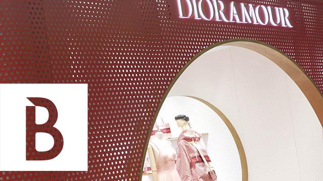 跟著Bella儂編來逛Dior快閃店!「Dioramour」紅色圓點超浪漫,限量單品完售前要搶要快