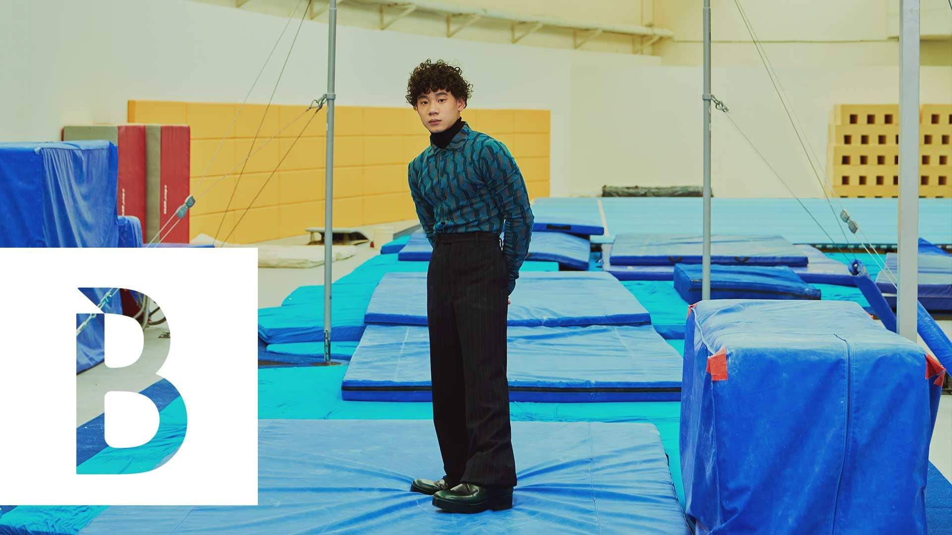 【封面人物】洪源禧捲髮出戰奧運登熱搜:「是奉獻而不是犧牲,因為我喜歡體操並享受其中!」