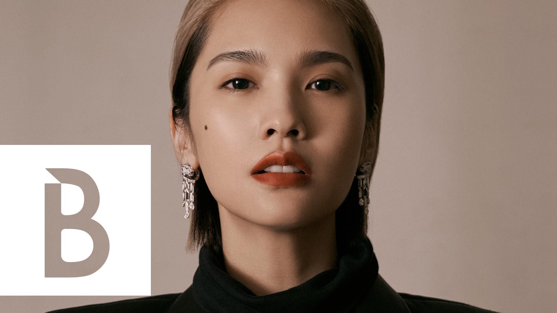 2020年12月【封面人物】楊丞琳出道20年,堪稱演藝圈資優生:「從不示弱的自己,變成一個感性有溫度的人。」