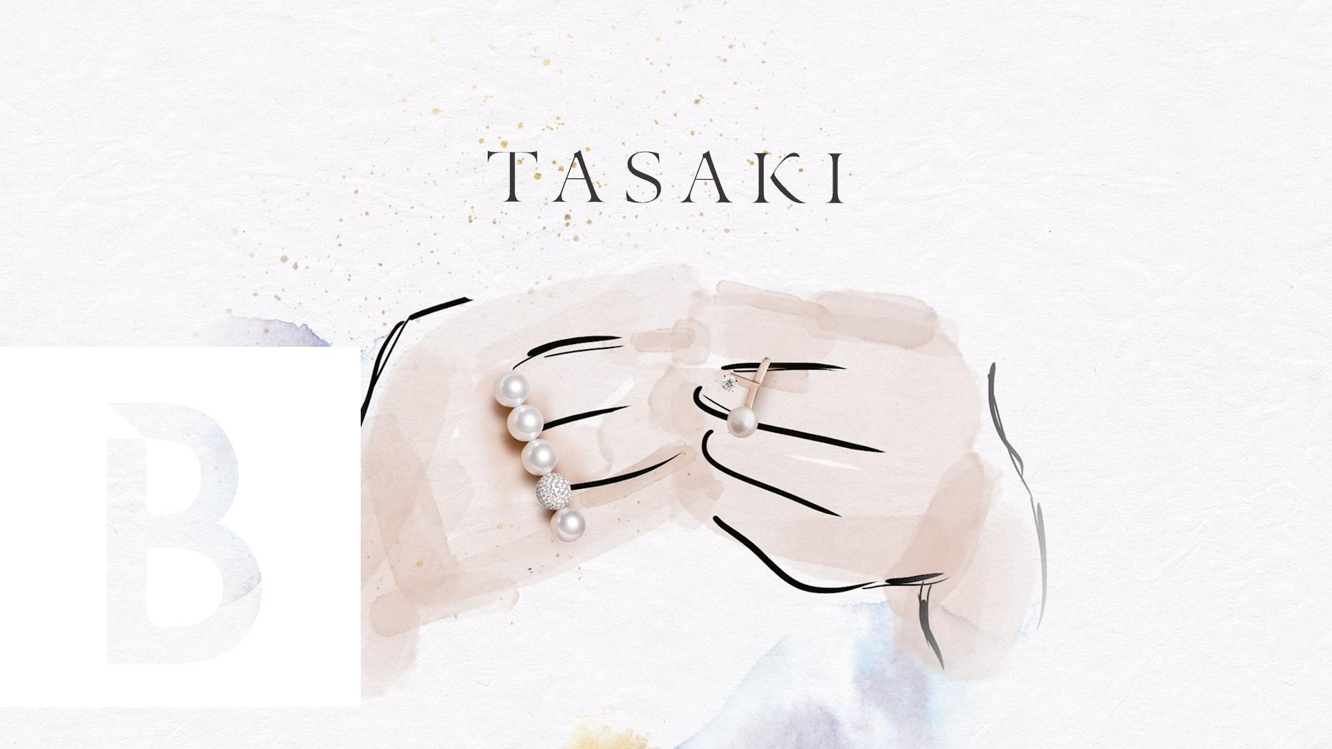 TASAKI珍珠風靡全球超過65年!日本經典珠寶品牌「10點革新」讓千禧世代也買單