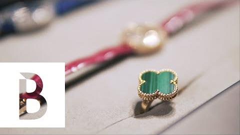 梵克雅寶 Van Cleef & Arpels 50th「Alhambra 幸運花園」Bella儂儂B-Club貴賓之夜|Bella Taiwan